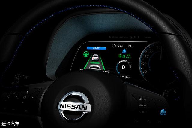 日产聆风第二代 科技技术 新车解读