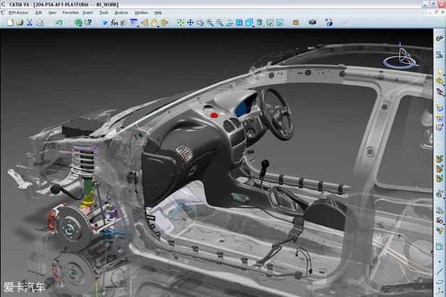 战机制造商;达索系统3D论坛汇总