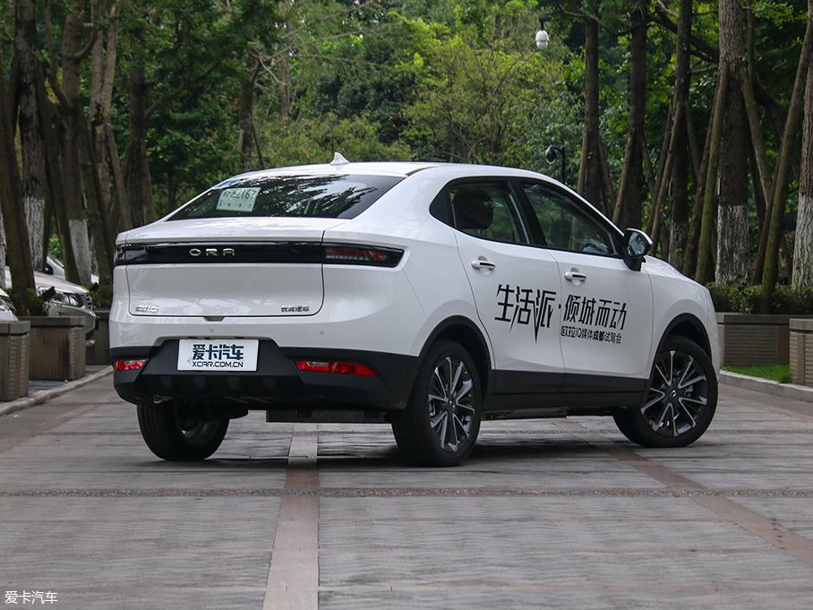 欧拉iQ;欧拉汽车;长城;跨界车;SUV;纯电动车