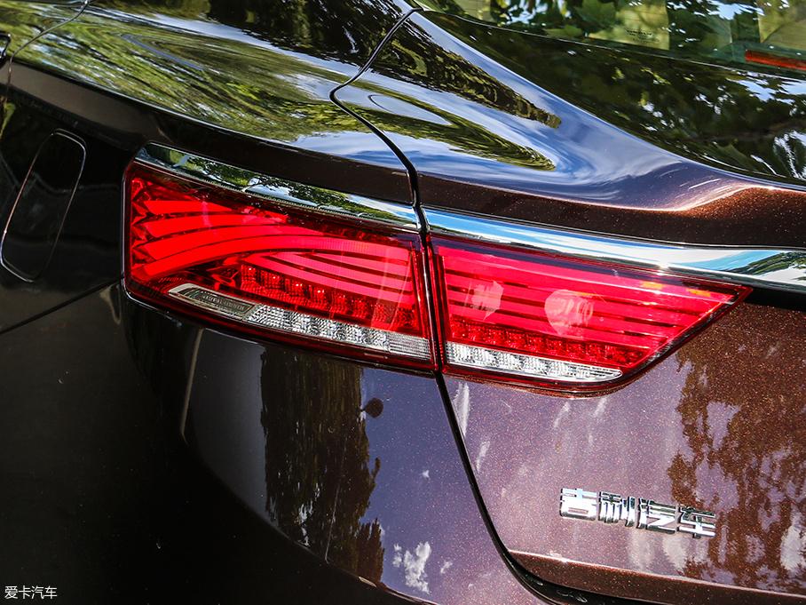 吉利汽车;博瑞GE;MEEV;混合动力;新能源车