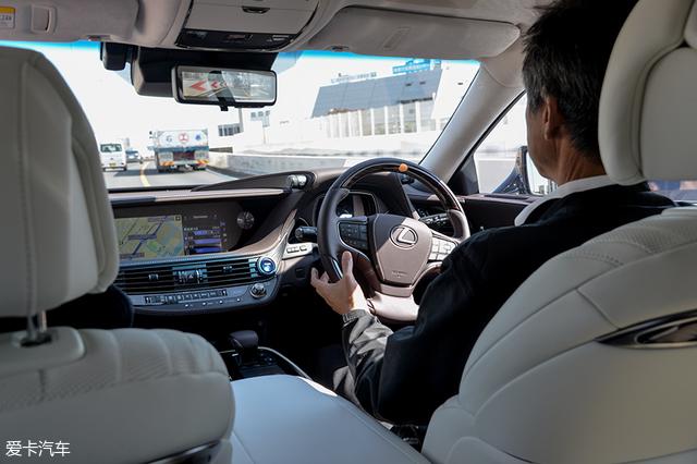 丰田自动驾驶技术