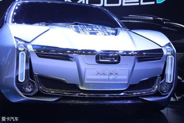 观致Model K-EV静态评测