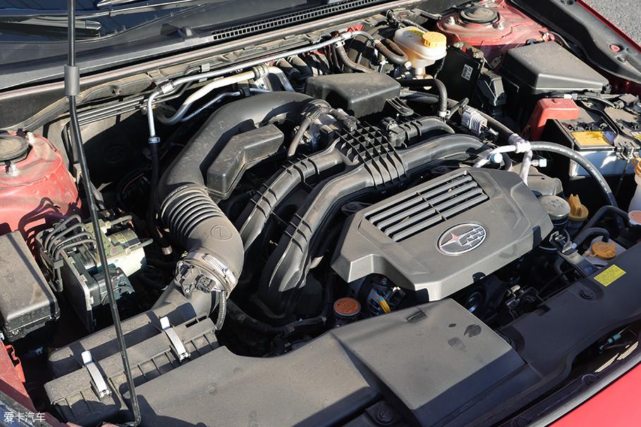 鲜明的个性注定了水平对置发动机的非主流,而目前只有斯巴鲁还在坚持全系采用水平对置发动机。