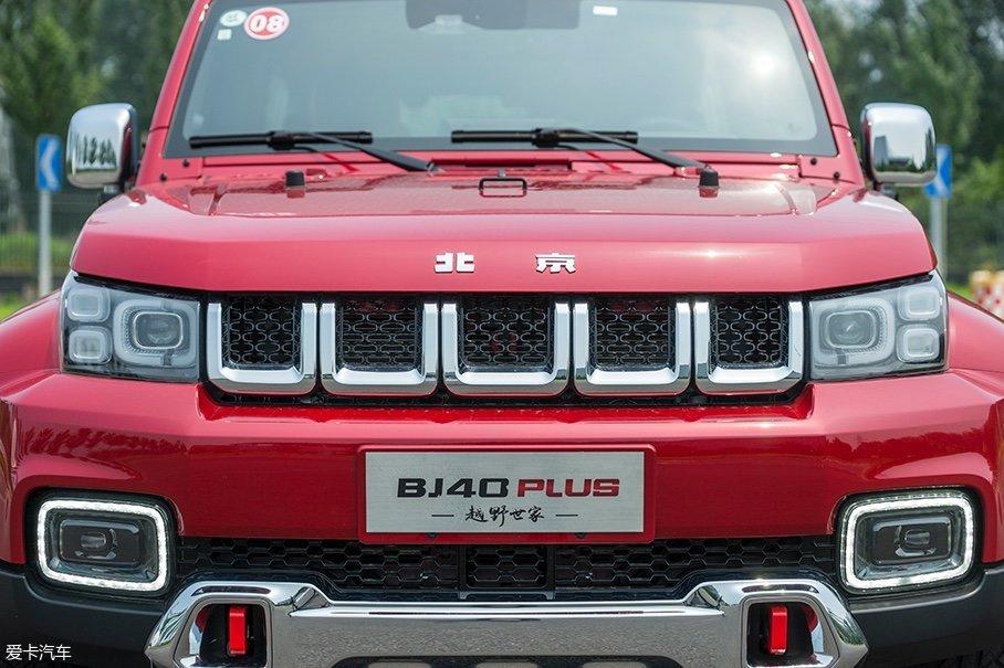 北京汽车2018款BJ40