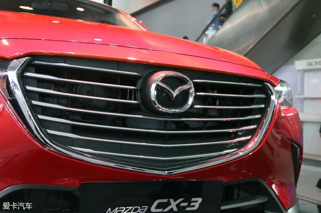 CX-3 对比 劲客