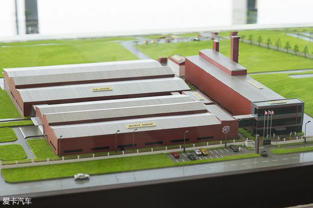名爵泰国工厂