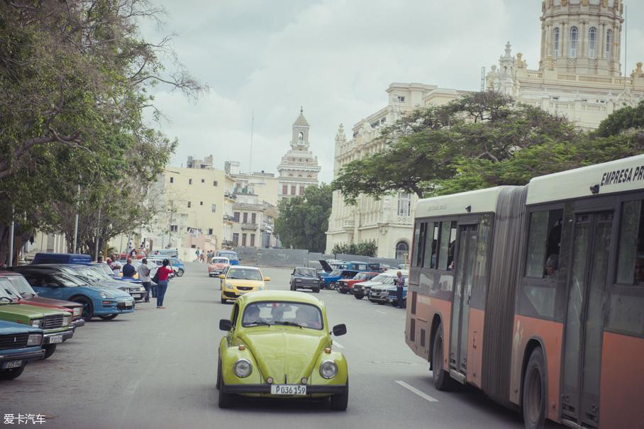 行摄分享(3) 古巴的老爷车与人文风情
