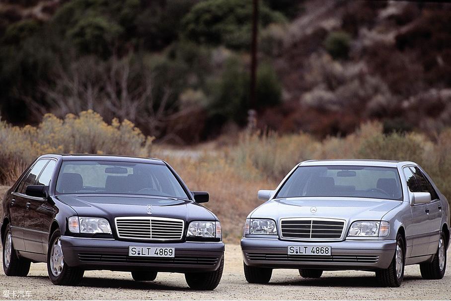 陪伴过我们的那些高档汽车