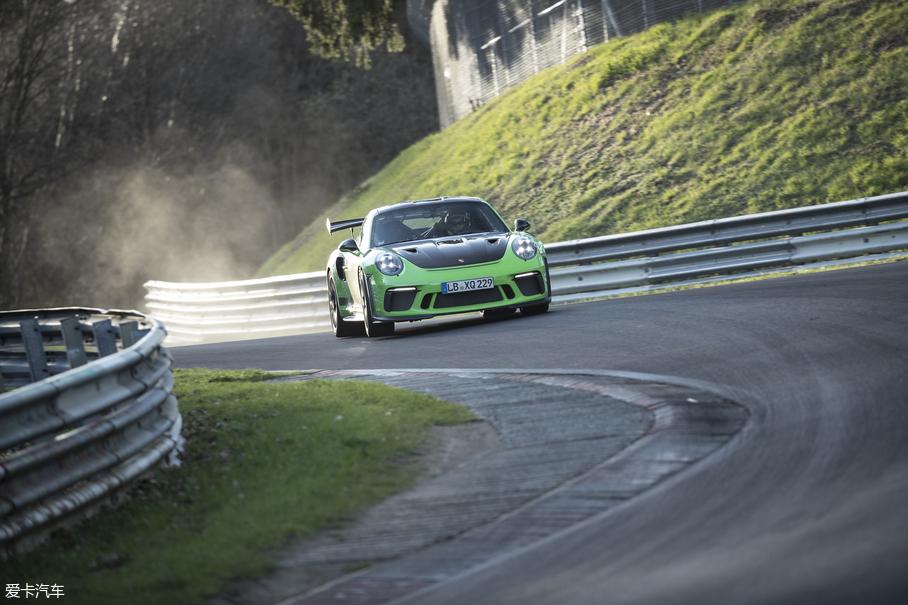 保时捷911 GT3 RS