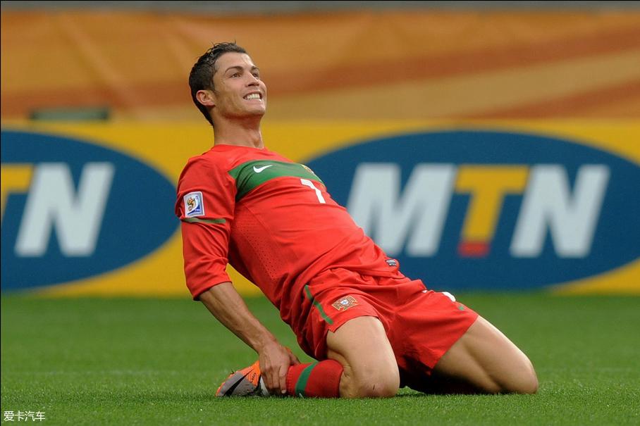 2018年俄罗斯世界杯球星座驾