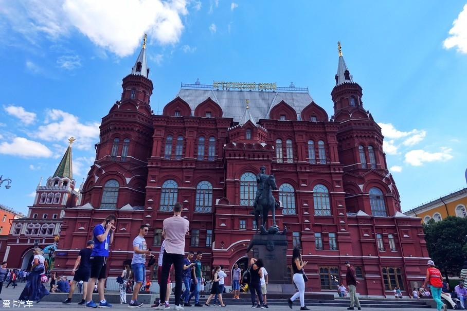 2018俄罗斯世界杯之行