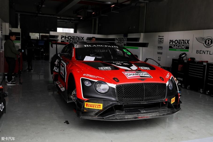 宝珀GT亚洲系列赛及宾利欧陆GT试驾