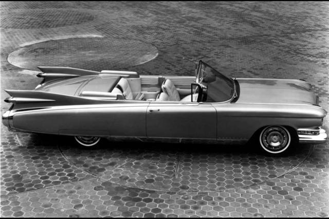 美国车的黄金年代