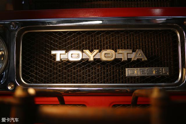 丰田FJ系列老车