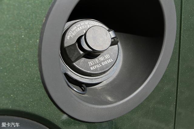 如期而至  试驾 (BJ)40L柴油版