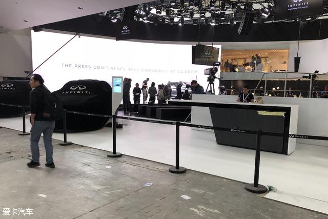 2018北京车展 隔布猜车