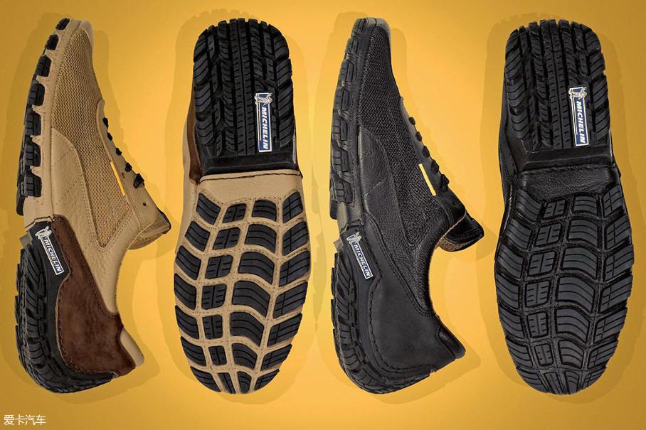 作为汽车轮胎界的扩界王,怎么能少了米其林的身影呢,米其林和李宁、安德玛、百宝利等鞋商都有过合作关系。