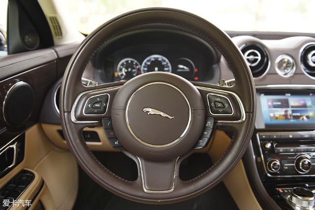 捷豹XJL;D级豪华轿车