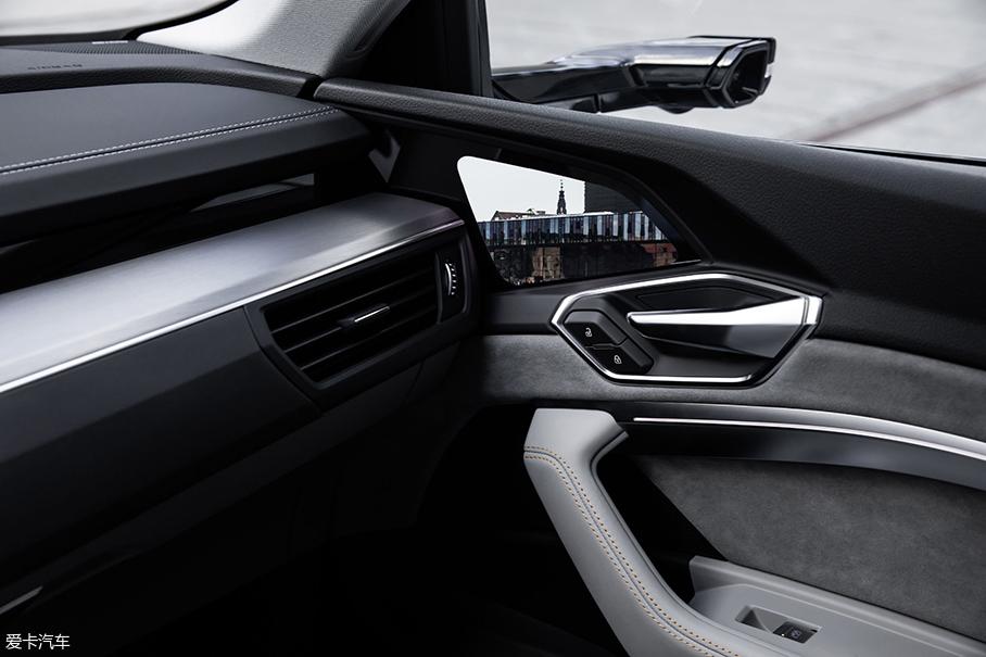 奥迪e-tron Concept;奥迪首款电动车;奥迪e-tron