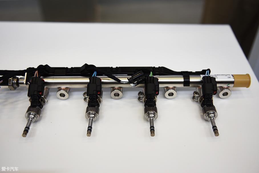 凯迪拉克XT4驱动系统