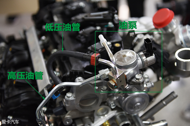 三菱发动机;三菱4B40发动机;