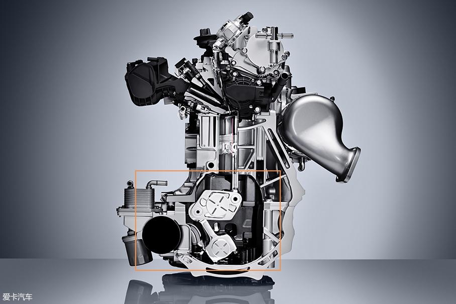 VC-Turbo发动机;可变压缩比发动机