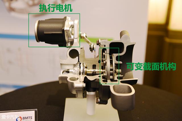 BMTS涡轮增压器;博世马勒涡轮增压