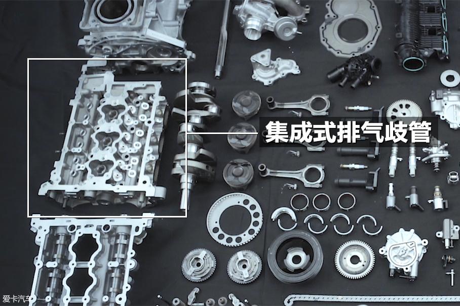 福特1.5T发动机