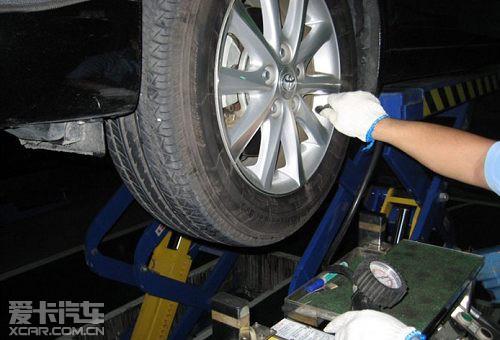 日常轮胎养护应注意的一些问题
