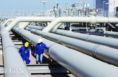 发改委首承认石油巨头排挤民企