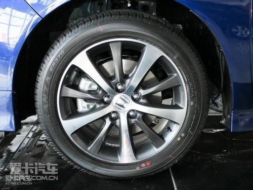 思铂睿全车系均配备泰然者ER370轮胎