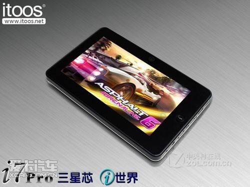 itoos公布新款硬件强劲平板产品I7PRO