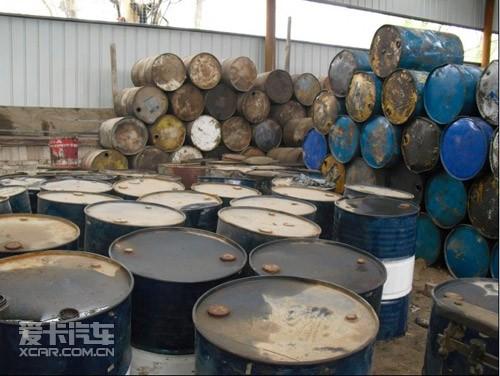 中国再生润滑油产业化进行得并不顺畅
