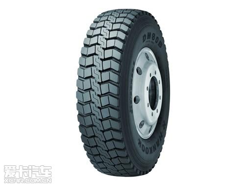 韩泰卡客车轮胎DM80B上市