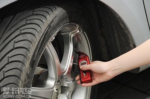 """""""节俭""""养车 轮胎充气要适当"""