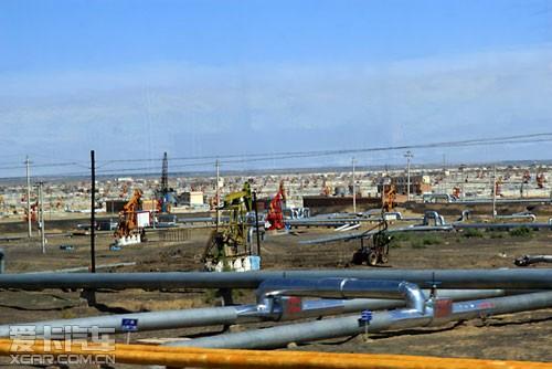 克拉玛依打造中国石化基地