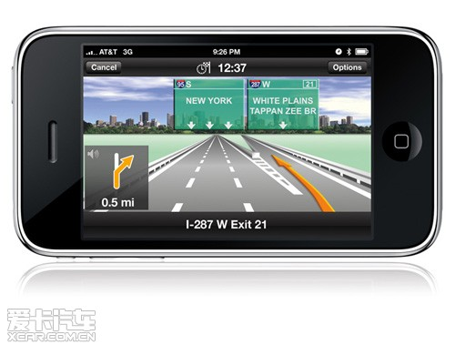 iPhone手机收集GPS信息