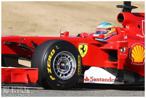 硬胎一直是法拉利赛车的软肋