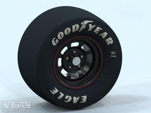 固特异研发自动充气轮胎