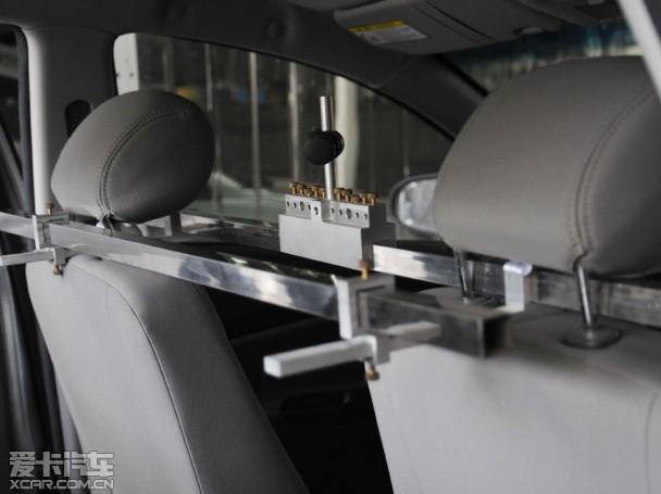 2015年出政策 定车内空气质量强制标准