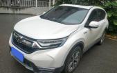 2019款本田CR-V240TURBO CVT四驱豪华版 国V