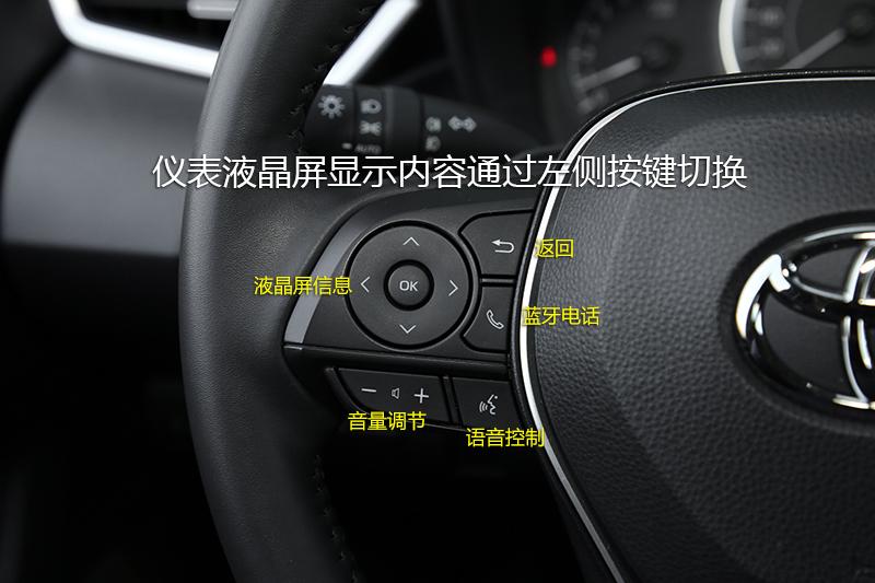 卡罗拉论坛_【图】2019款卡罗拉 1.2T S-CVT 运动版全车详解_内饰外观图片-爱卡汽车