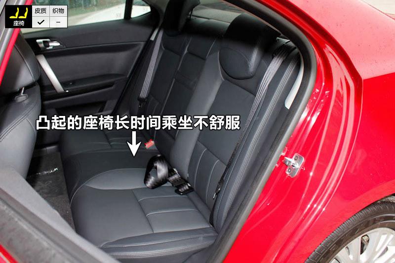 汽车座椅扶手结构图解