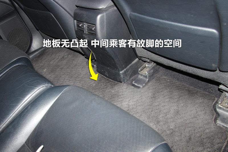 2013款雷克萨斯rx270 豪华版地板凸起 雷克萨斯rx全车详解