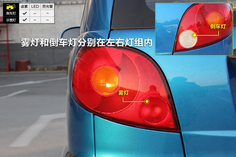 2012奇骏倒车灯接线图