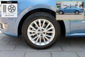 朗逸2013款轮胎/轮毂缩略图