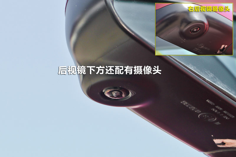 逍客2.0xv cvt两驱(雷) 摄像头
