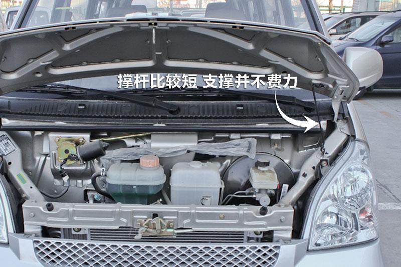 2012款五菱荣光1.2L 手动标准加长版 五菱荣光全车详解