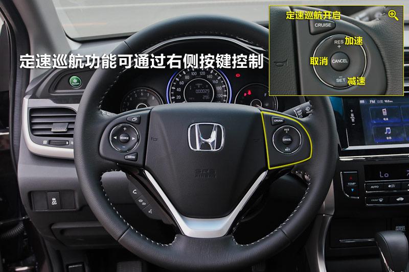 常规的行车电脑信息在中央的圆形显示屏中显示,这样的组合像我这样的