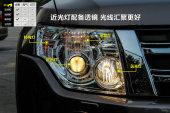 帕杰罗(进口)2014款车灯缩略图